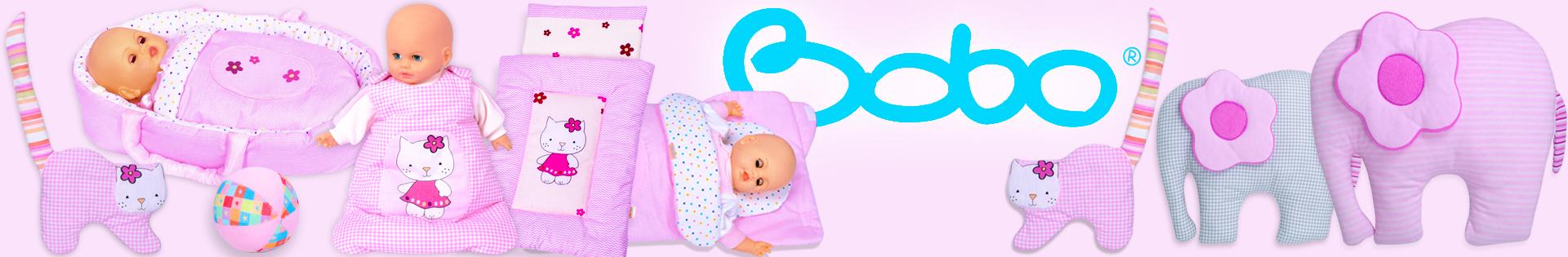 Baner zabawki BOBO